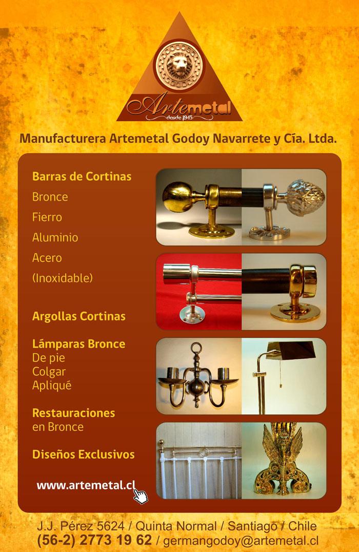Manufacturera Arte Metal Godoy