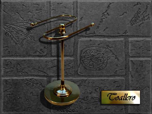 Toallero de Pedestal
