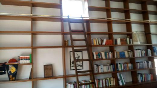 Barra Escala Biblioteca
